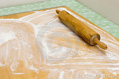 Rolling Pin (Recipe Series)