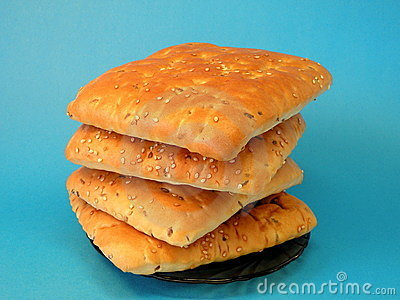 A Rolls Of Bread Stock Photos - Image: 19455733