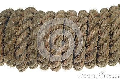 Rolls rope
