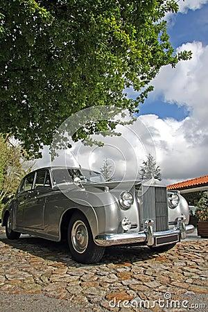 Free Rolls Royce Royalty Free Stock Image - 5357426