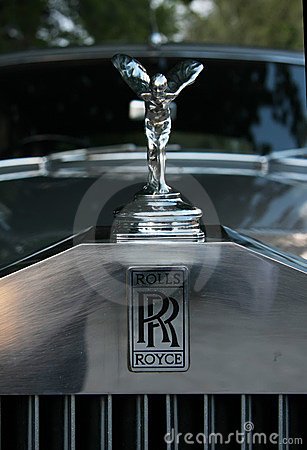 Rolls royce Editorial Stock Image