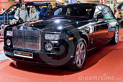 Rolls Royce Phantom - MPH Editorial Photography