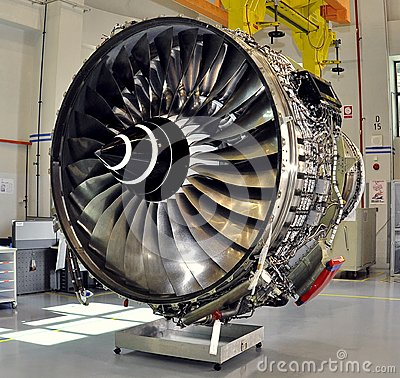 Free Rolls Royce Trent 500 Royalty Free Stock Image - 25429396
