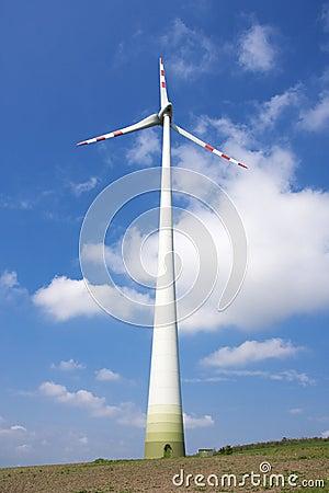 Rolny wiatr