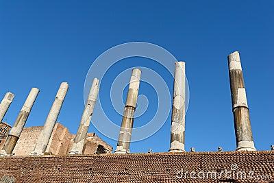 Rom-Spalten
