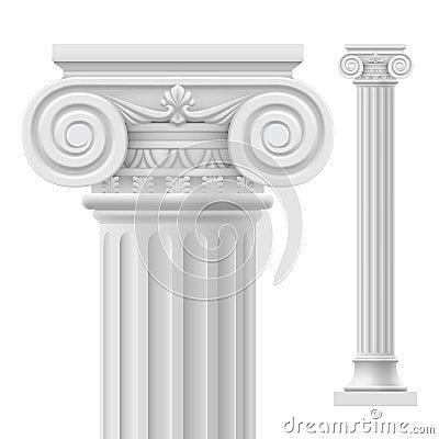 Romańska kolumna