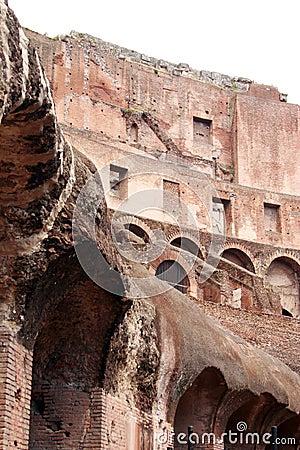 Romański Colosseum