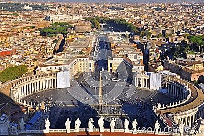 Roma, Cidade Estado do Vaticano