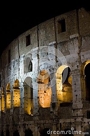 Roma - Colosseo (Particolare)