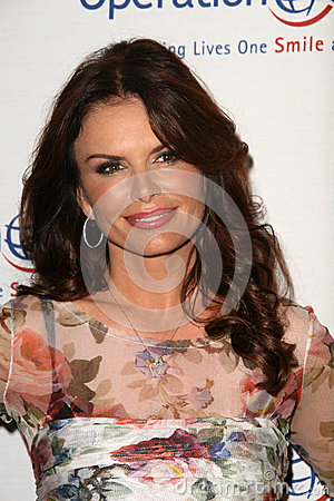 Roma Downey Editorial Photography