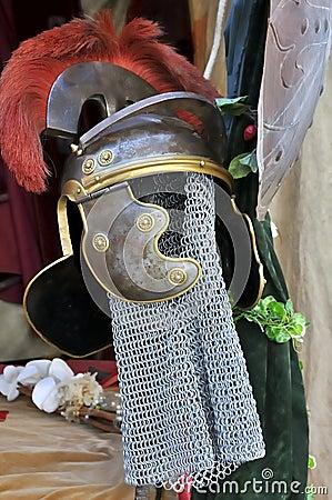 Roman accessory
