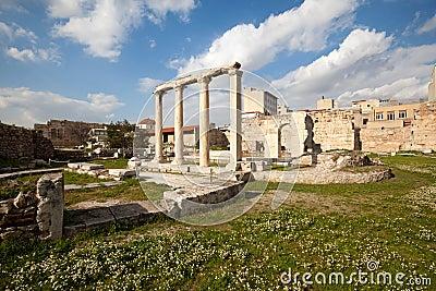 Roman Agora