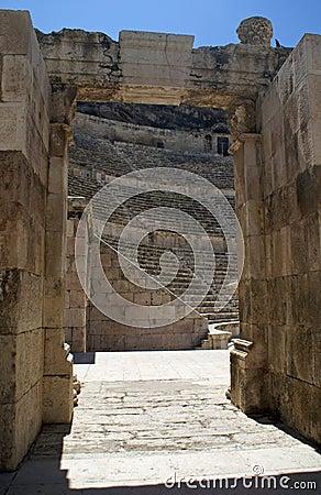 Roman amphitheater amman