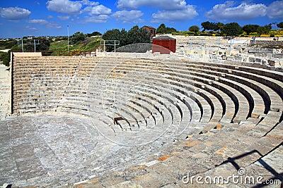 Roman amphitheatre at Kourion