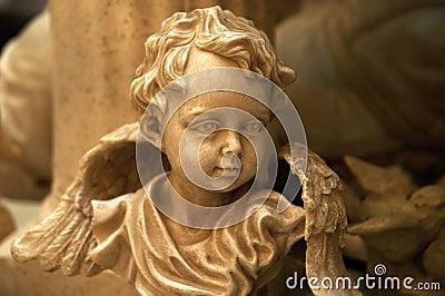 Roman angel