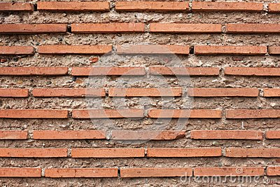 Roman brick texture wallpaper