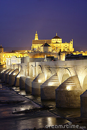 Roman Bridge and Mosque of Cordoba