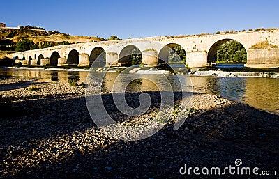 Roman bridge, Toro