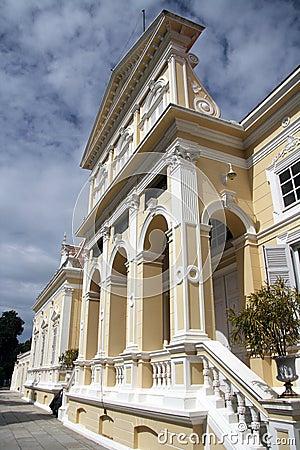Roman building architecture