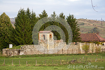 Roman castrum