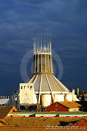 Roman Catholic Cathedral, Liverpool