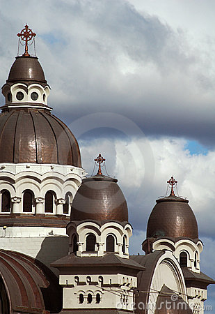 Roman catholic church in Romania