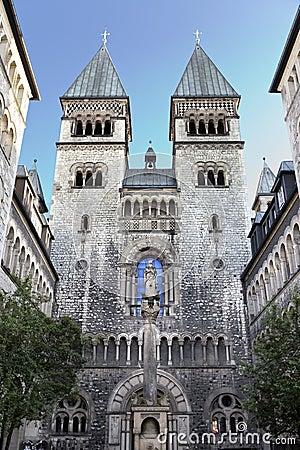 St. Mary s Our Lady Church Berlin Kreuzberg