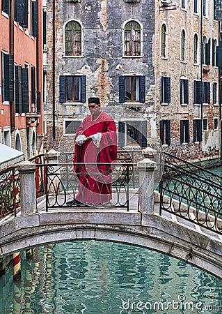 Roman Character Editorial Photo