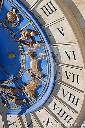 Roman clock