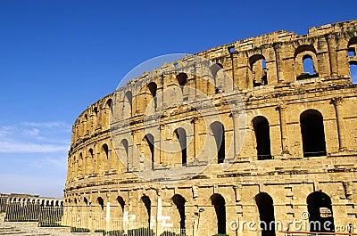 Roman Coliseum- El Djem, Tunisia