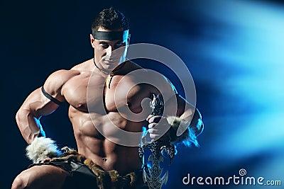 Roman conqueror