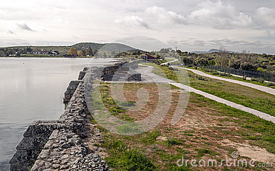 Roman dam