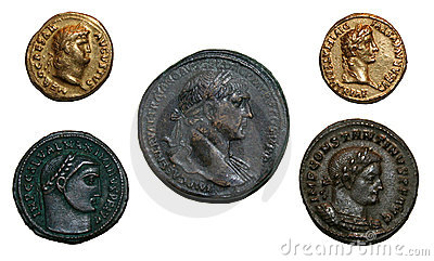 Roman Empire Coins