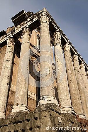 Roman form