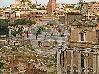 Roman Forum 01
