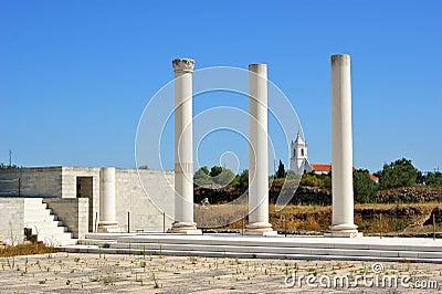 Roman forum of Conimbriga