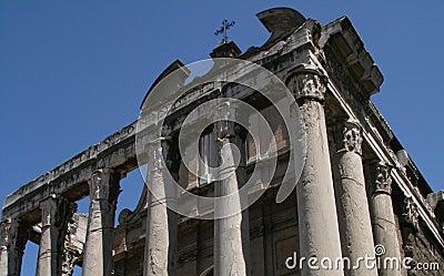 Roman Forum, Italy.
