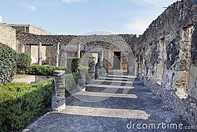 Roman House Pompeii