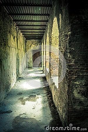 Roman house in Pompeii