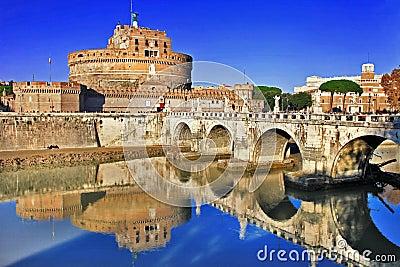 Roman landmarks