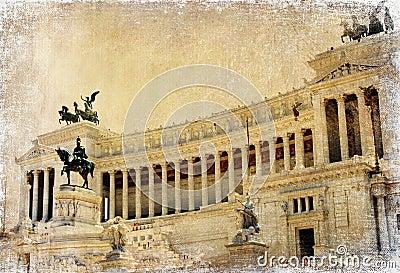 Roman landmarks series