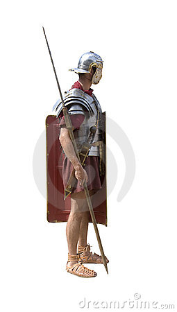 Free Roman Legionary Royalty Free Stock Photos - 8795948