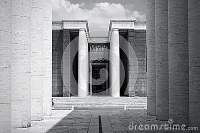 Roman museum
