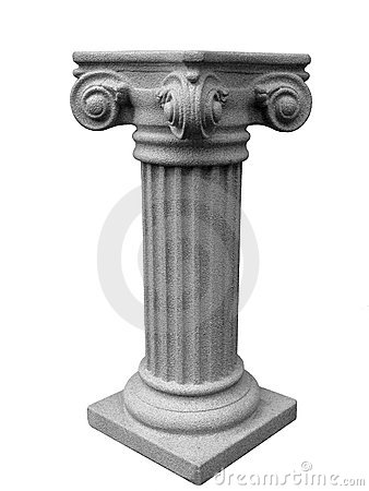 Free Roman Pedestal Royalty Free Stock Photo - 5879635