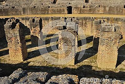 Roman pit