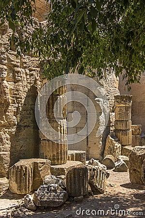Roman Ruins - Arles - South of France