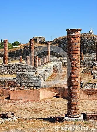 Roman ruins of Conimbriga
