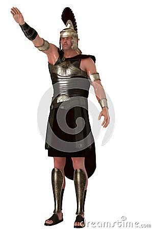 Roman salute
