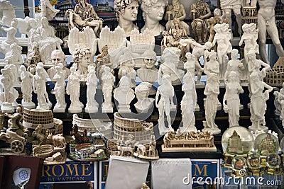 Roman souvenirs.