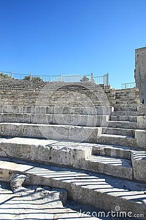 Roman steps